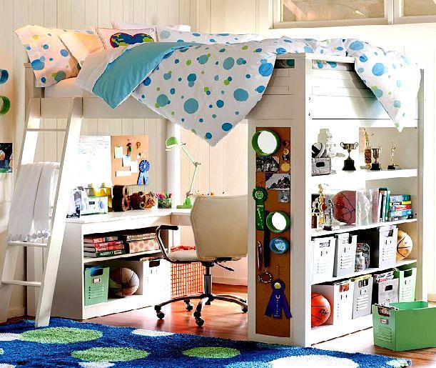 Decoraci n elegante para la habitaci n de los ni os con - Decoracion habitacion de ninos ...