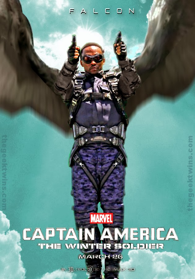 1000+ images about Falcon - Anthony Mackie on Pinterest ...