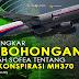 Membongkar pembohongan Sharifah Sofea tentang Konspirasi MH370