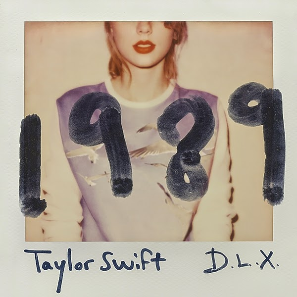 Taylor Swift - 1989 Deluxe (2014)