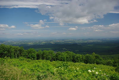 Shenandoah National Park's Skyline Drive