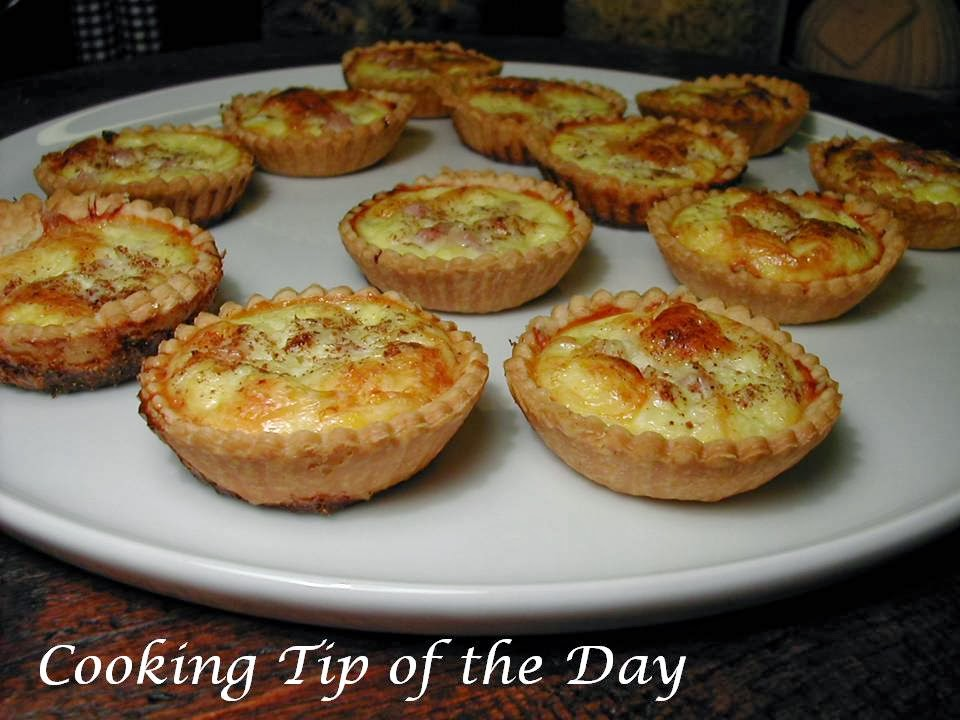 Easy Mini Quiches Recipes — Dishmaps