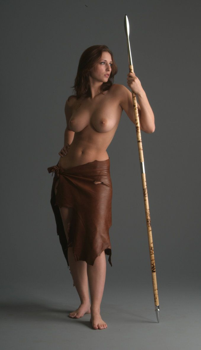Black naked barbarian girls sexy picture