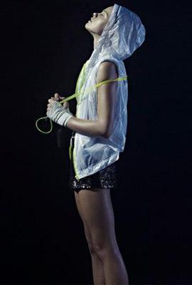 ropa deportiva mujer Bershka shorts