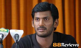 Vishal Angry About Vendhar Movies