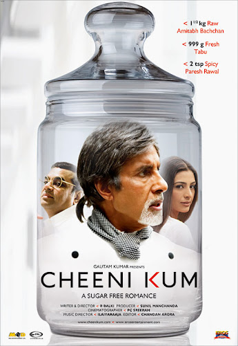 Cheeni Kum (2007) Movie Poster
