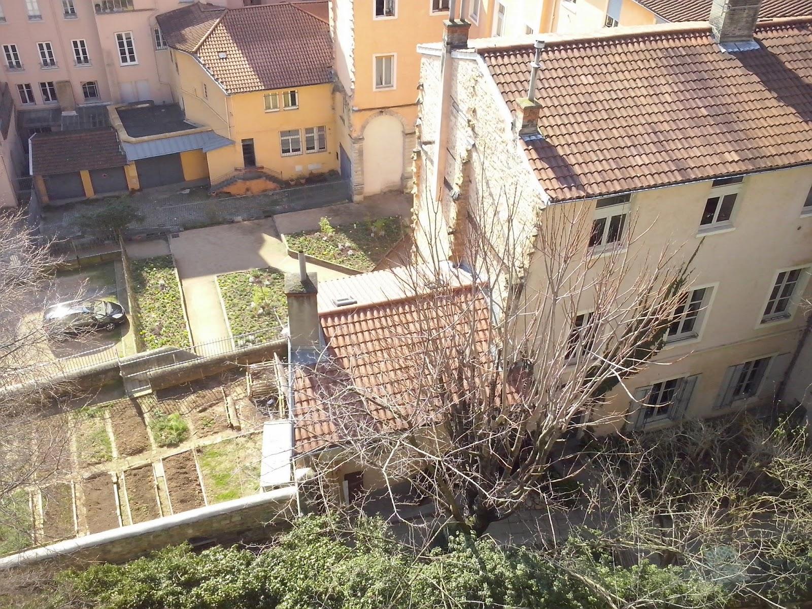 A NOUS LYON ET SES ALENTOURS Clos Saint Beno t Lyon 1er