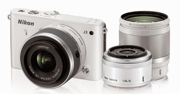 Harga dan Spesifikasi Kamera Nikon 1 J3