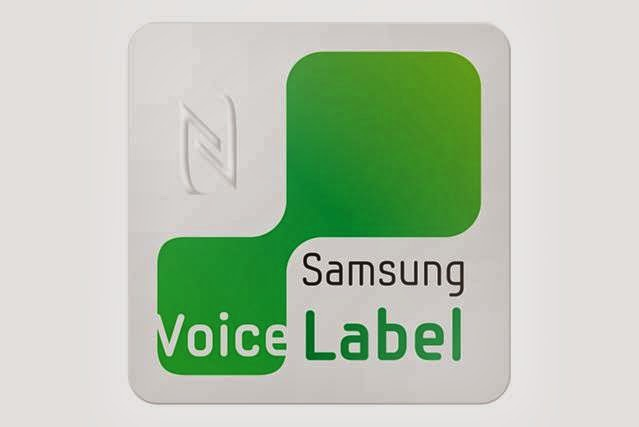 Voice Label