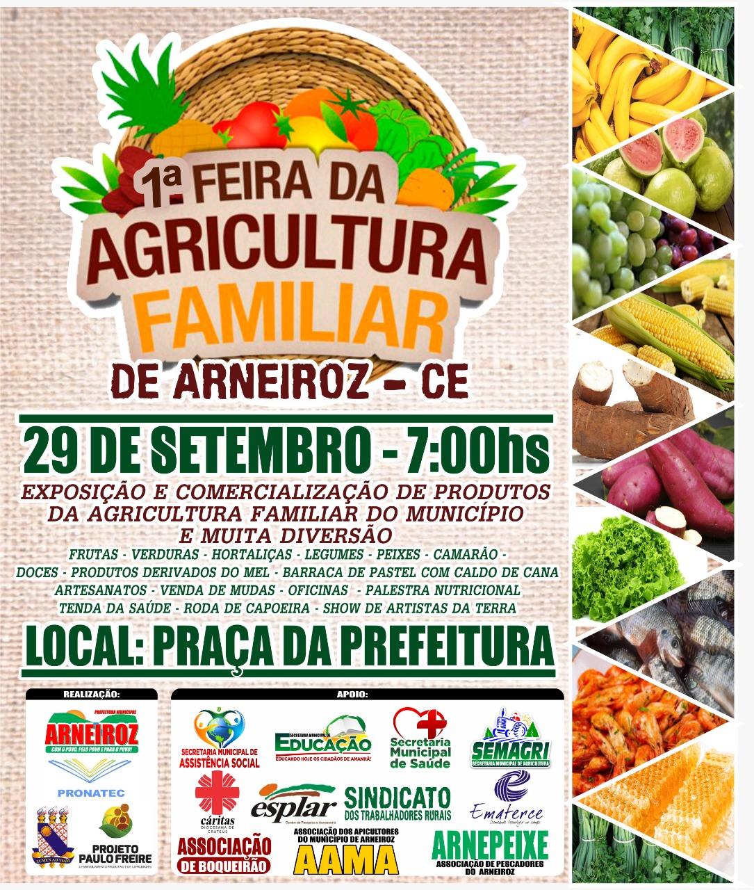 Sábado, 9 de Setembro, em Arneiroz-CE.