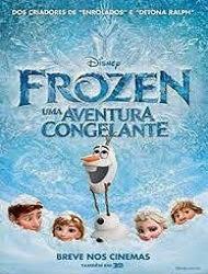 Filme Frozen   Uma Aventura Congelante   Dublado