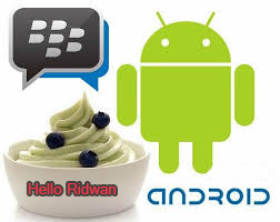 Download BBM For Android Froyo