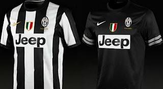 Jersey Juventus FC 1900-2012