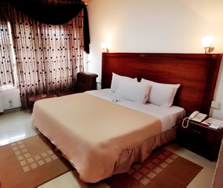 Lagos Airport Hotel Standard Double