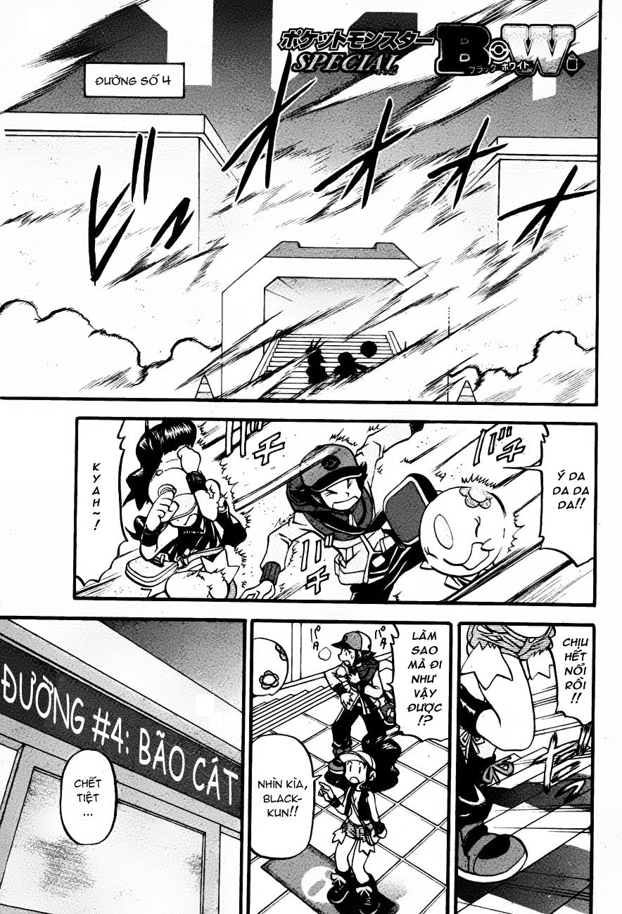 Pokemon Special Chap 481 - Next Chap 482