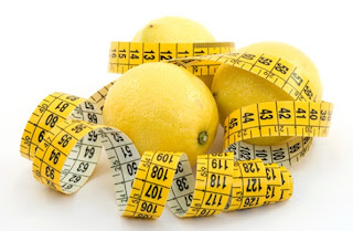 Tips diet dengan lemon
