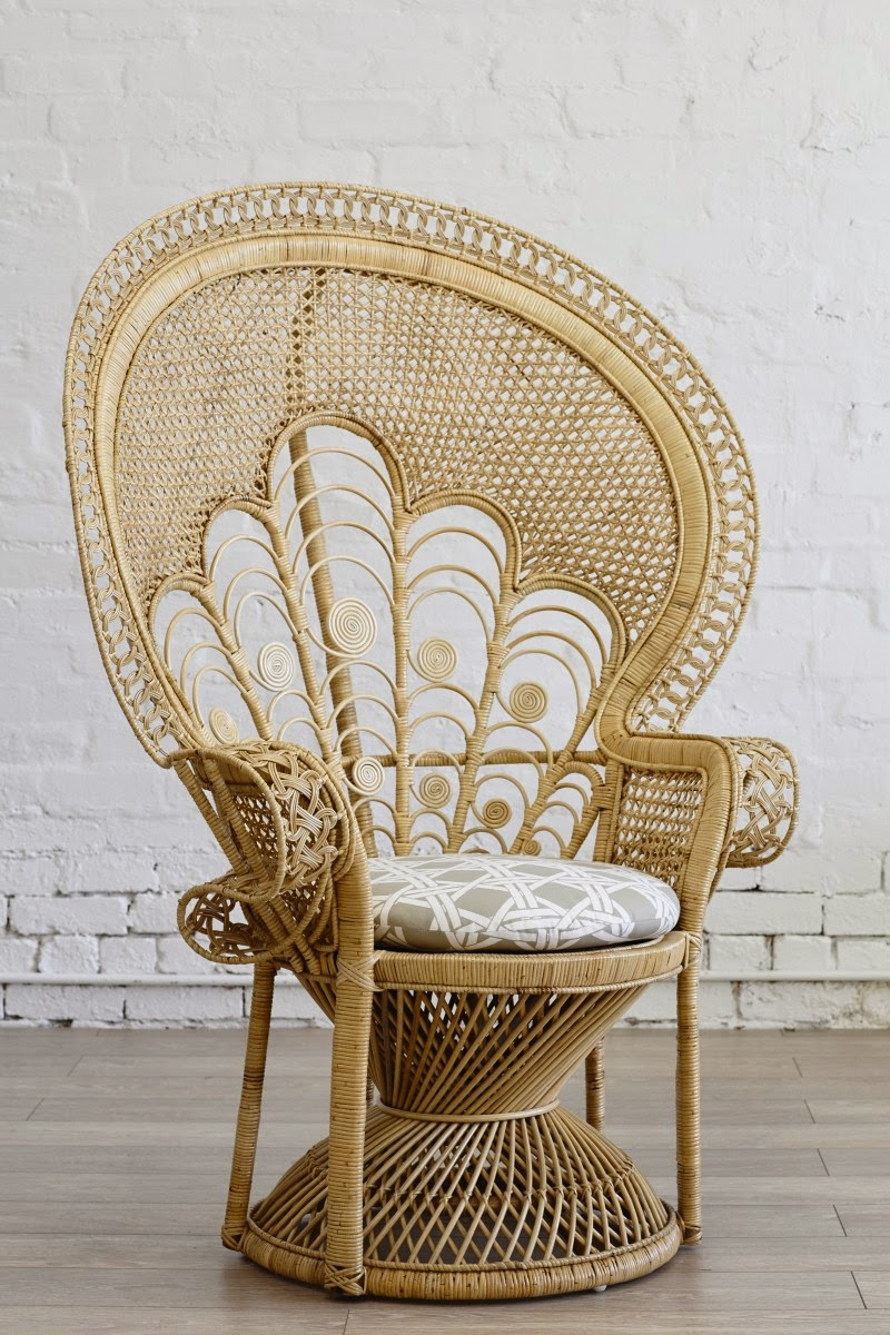 Flutter by wicker the comeback kid for Sillones de rattan