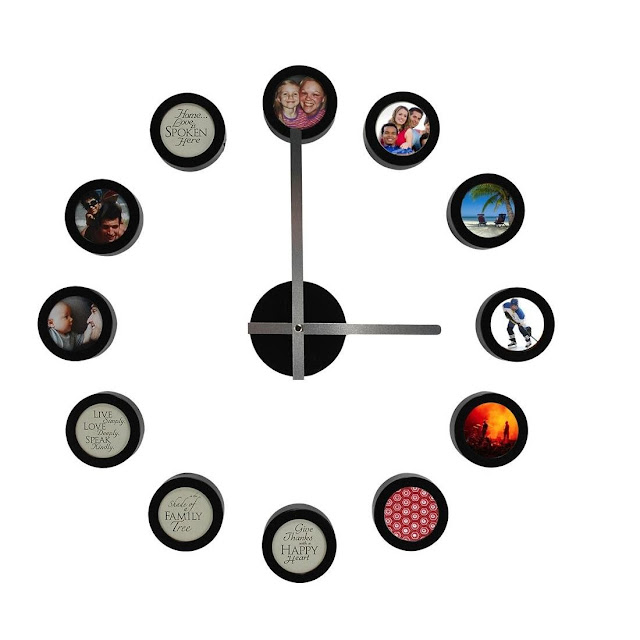 Design It Yourself Clock