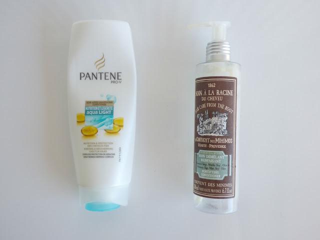 après shampoing pantène le couvent des minimes