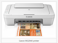 Canon MG2940 Driver Free Download