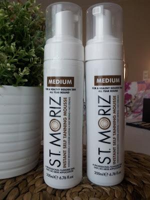 matilda 39 s world blog st moritz instant self tanning. Black Bedroom Furniture Sets. Home Design Ideas