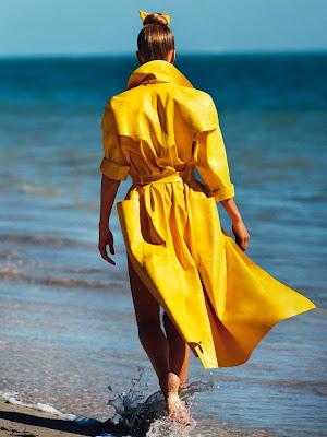 Doutzen Kroes Vogue Paris May 2015 photoshoot