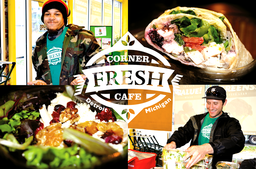 Fresh Corner Cafe