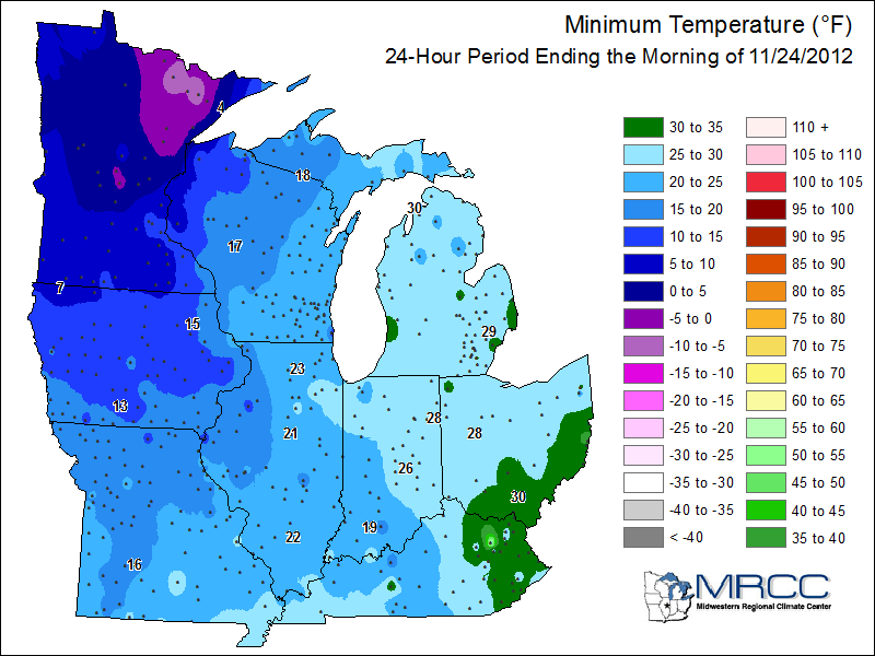Tim Burrs Weather Blog: November 2014 climate summary for