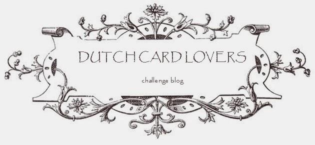 DUTCH CARD LOVERS CHALLENGE BLOG