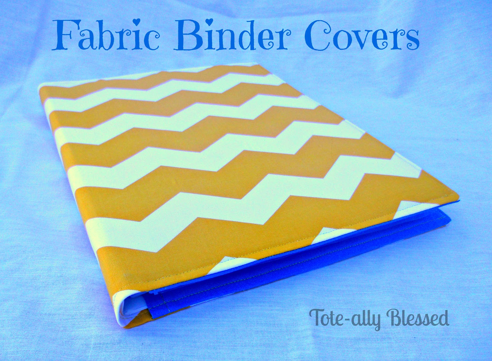 how to make binder covers