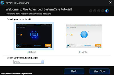 Advanced Systemcare Pro 6.1