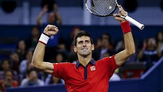 TENIS (Masters Shanghai) - Djokovic batió a Tsonga  para conquistar por tercera vez Shanghai