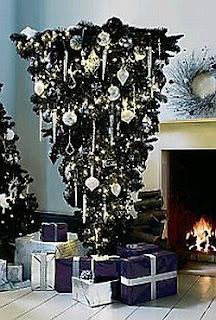 Arboles de Navidad Invertidos