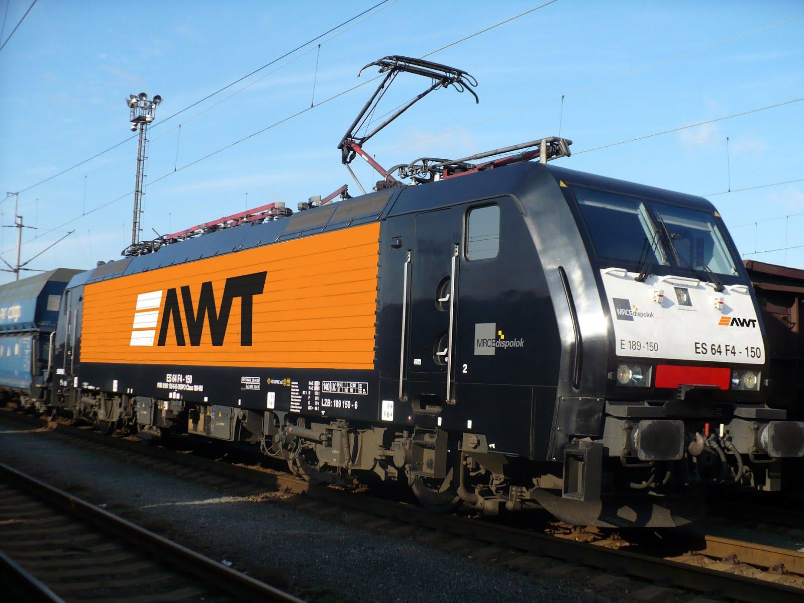 Elecric locomotive