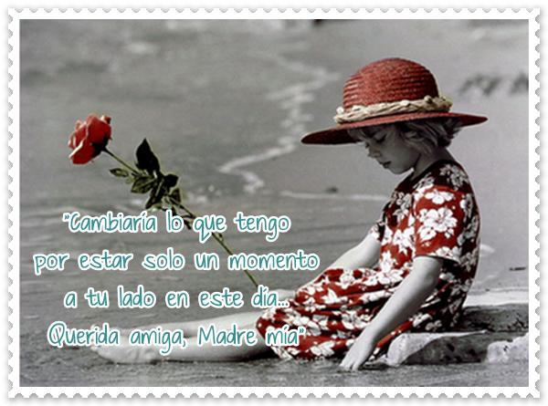 Frases De Amor Para MI Madre Fallecida