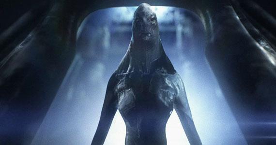 Alien tan cong trai dat