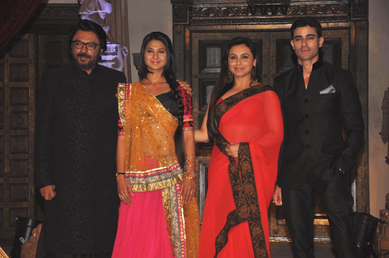 Rani Mukherjee Launches Sanjay Leela Bhansali s TV Serial    Gautam Rode And Jennifer Winget Hot