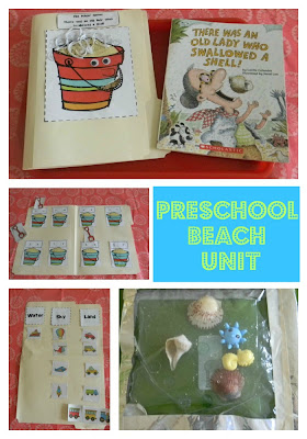 preschool beach unit,