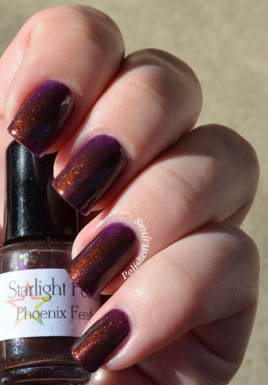 Starlight Polish Phoenix Feathers