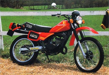 modifikasi motor bebek 4 tak menjadi trail: jenis motor adventure
