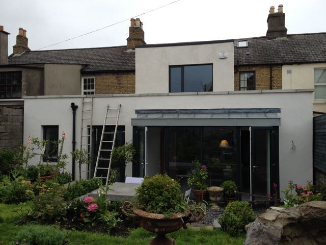 Small House Extension Dublin