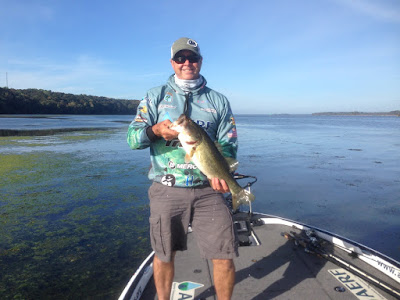 biology of lake seminole offers different fishing tips for bass fishing
