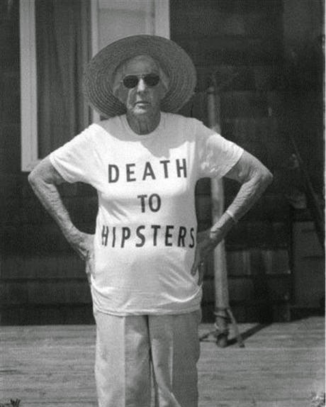 Death To Hipsters!!