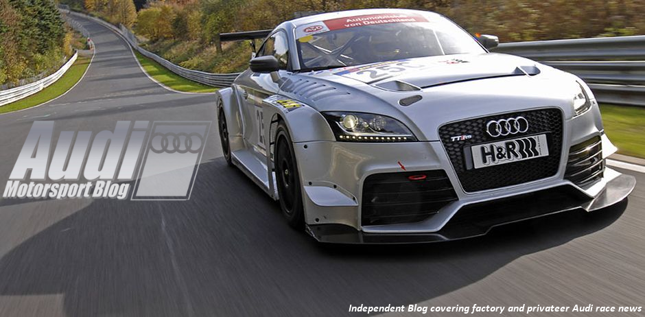 Audi Motorsport Blog