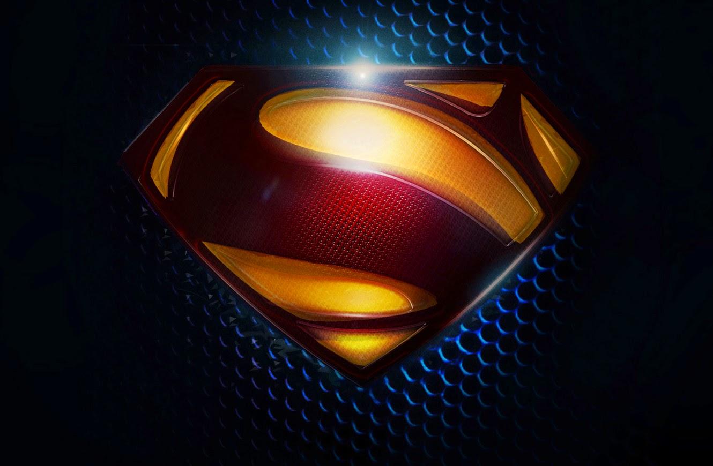 Man Of Steel Man Steel Symbol Illustrator And Shop Abduzeedo