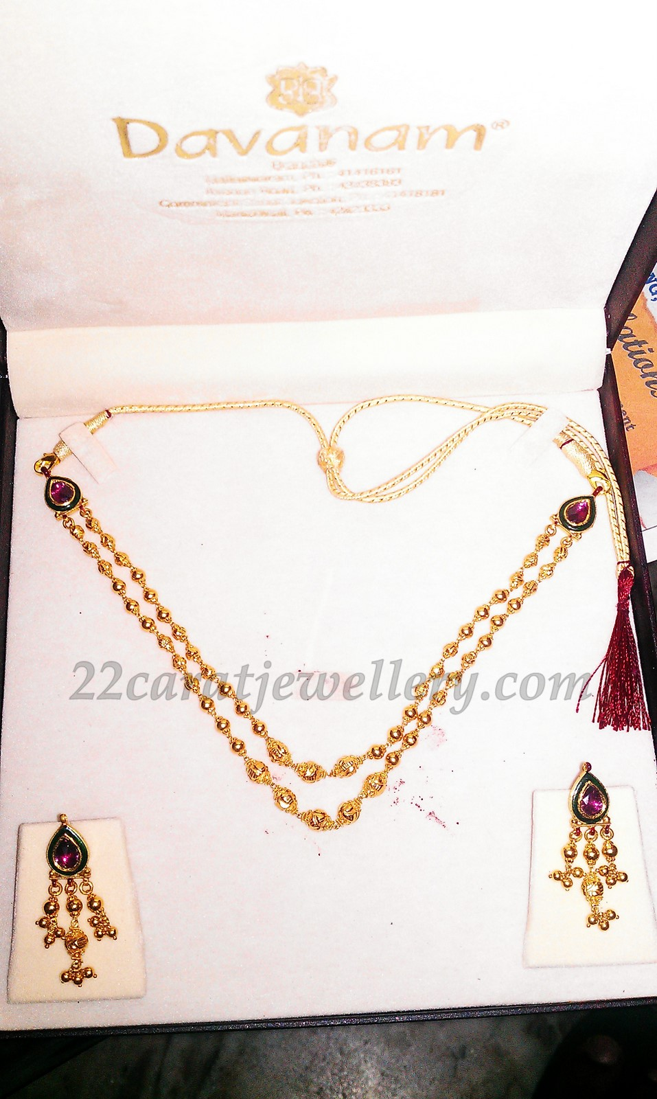 traditional necklace jewellery simple with gold emeralds designs