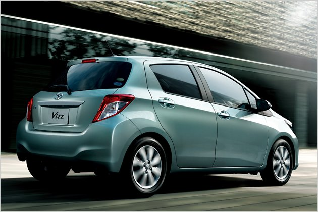 sports car toyota yaris in 2011 review. Black Bedroom Furniture Sets. Home Design Ideas