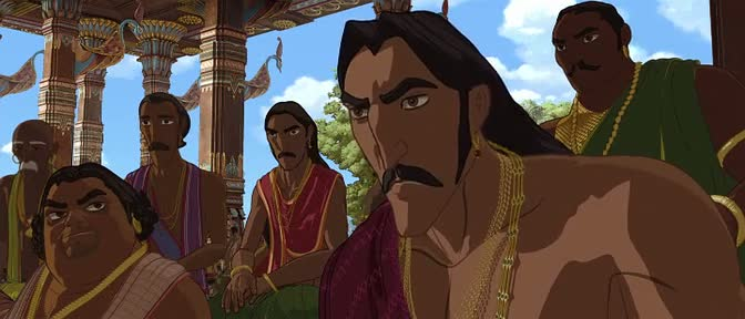 Resumable Single Download Link For Hindi Animation Film Arjun The Warrior Prince 2012 300MB Short Size Watch Online Download High Quality