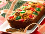 Light English Fruit Cake