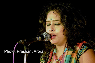 Rajasthani folk performance by Dipannita Acharya